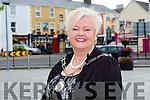 Helen O'Shea the newly elected Killorglin Mayor