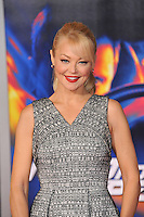 Charlotte Ross at the U.S. premiere of &quot;Need for Speed&quot; at the TCL Chinese Theatre, Hollywood.<br /> March 6, 2014  Los Angeles, CA<br /> Picture: Paul Smith / Featureflash