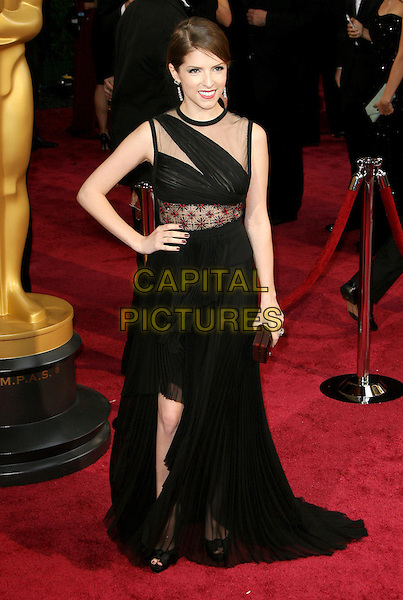 02 March 2014 - Hollywood, California - Anna Kendrick. 86th Annual Academy Awards held at the Dolby Theatre at Hollywood &amp; Highland Center. <br /> CAP/ADM<br /> &copy;AdMedia/Capital Pictures
