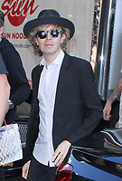 Beck Arriving To The Late Show with Stephen Colbert