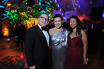 Jonathan Ellen, Jenine Rabin and Connie Guinn pose during the 85th Annual Charity Ball to raise money for All Children's Hospital held at the Coliseum in St Petersburg for Bay Magazine.