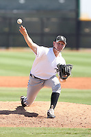 Ethan Icard - Chicago White Sox - 2010 Instructional League.Photo by:  Bill Mitchell/Four Seam Images..