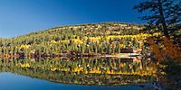 Pyramid Lake Resort in Jasper National Park, Canada