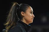5th October 2017, Spark Arena, Auckland, New Zealand; Constellation Cup, New Zealand Silver Ferns versus Australia Diamonds;   Maria Tutaia
