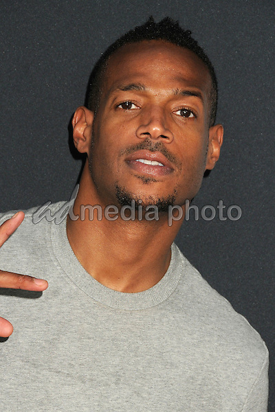 "8 June 2015 - Los Angeles, California - Marlon Wayans. LA Film Festival 2015 Premiere of ""Dope"" held at Regal Cinemas L.A. Live. Photo Credit: Byron Purvis/AdMedia"