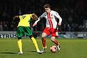 Luke Freeman of Stevenage attacks<br />  - Stevenage v Stourbridge - FA Cup Round 2 - Lamex Stadium, Stevenage - 7th December, 2013<br />  © Kevin Coleman 2013