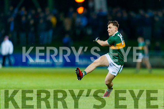 Dara Moynihan Kerry in action against   Dublin during the Allianz Football League Division 1 Round 3 match between Kerry and Dublin at Austin Stack Park in Tralee, Kerry on Saturday night.