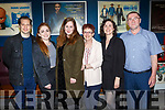 Fodhla Cronin O'Reilly Producer of Lady MacBeth with her family at its Premiere in Killarney Cinema on Saturday