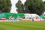 11.08.2019, Stadion Lohmühle, Luebeck, GER, DFB-Pokal, 1. Runde VFB Lübeck vs 1.FC St. Pauli<br /> <br /> DFB REGULATIONS PROHIBIT ANY USE OF PHOTOGRAPHS AS IMAGE SEQUENCES AND/OR QUASI-VIDEO.<br /> <br /> im Bild / picture shows<br /> VfB Luebeck Echt Leev - keen Mood, eine Hoomage an die Mannschaft von 1969.<br /> <br /> Foto © nordphoto / Freund
