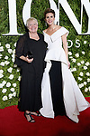 NEW YORK, NY - JUNE 11:  Jenn Colella (R) attends the 71st Annual Tony Awards at Radio City Music Hall on June 11, 2017 in New York City.  (Photo by Walter McBride/WireImage)