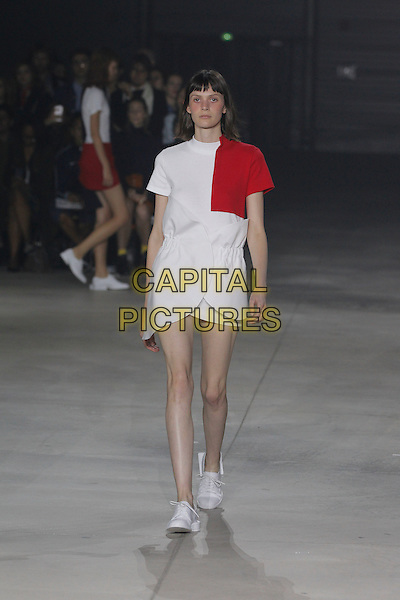 JACQUEMUS<br /> Paris Fashion Week, Ready to Wear,Spring Summer 2016, Parsi, France September 29, 2015.<br /> CAP/GOL<br /> &copy;GOL/Capital Pictures