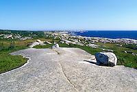 Near Peggys Cove (Peggy's Cove), NS, Nova Scotia, Canada - Rugged East Coast / Coastline at St. Margarets Bay (Atlantic Ocean)