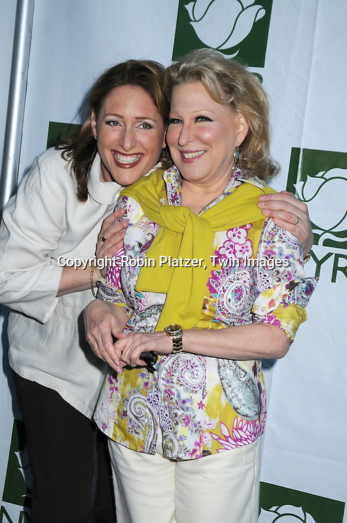Judy Gold and Bette Midler