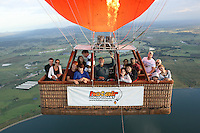 20120311 March 11 Hot Air Balloon Gold Coast