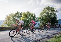 Joris Nieuwenhuis (NED/Sunweb)<br /> <br /> Stage 16 from La Tour-du-Pin to Villard-de-Lans (164km)<br /> <br /> 107th Tour de France 2020 (2.UWT)<br /> (the 'postponed edition' held in september)<br /> <br /> ©kramon