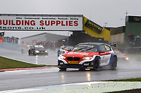 Round 8 of the 2018 British Touring Car Championship.  #60 Stephen Jelley. Team Parker Racing. BMW 125i M Sport.