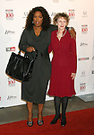 BEVERLY HILLS, CA. - December 05: TV Personality Oprah WInfrey and Hollywood Reporter Editor-in-Chief Elizabeth Guider arrive at The Hollywood Reporter`s Annual Women In Entertainment Breakfast at the Beverly Hills Hotel on December 5, 2008 in Beverly Hills, California..