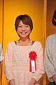 Remi Nakazato (JPN),.MARCH 11, 2012 - Marathon : Nagoya Women's Marathon 2012 during Farewell Party, Aichi, Japan. (Photo by Jun Tsukida/AFLO SPORT)[0003].