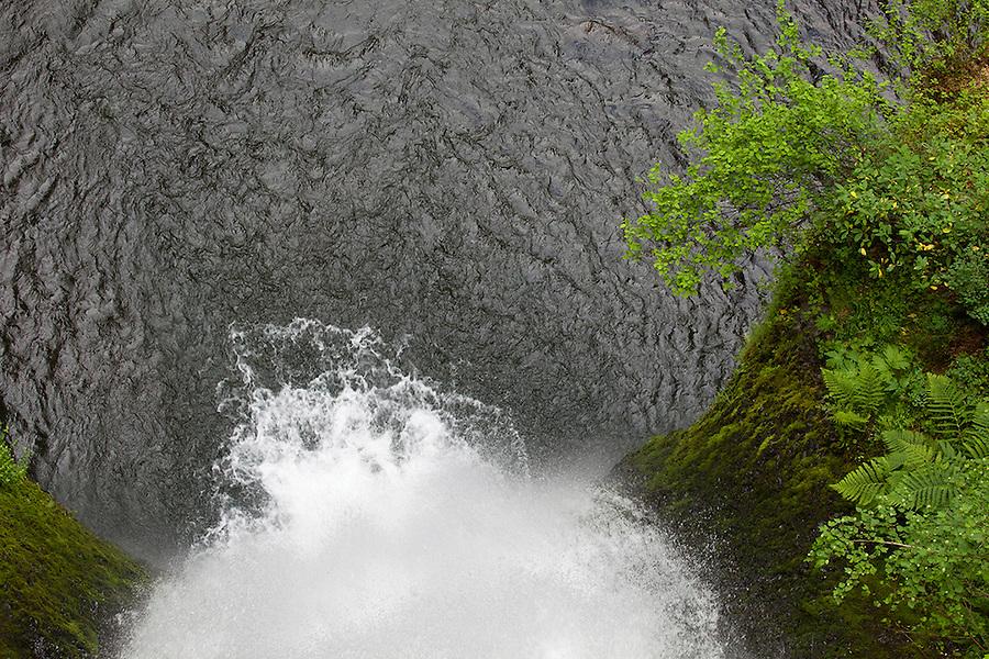 Multnomah Falls, Columbia River Gorge, Oregon, OR, USA