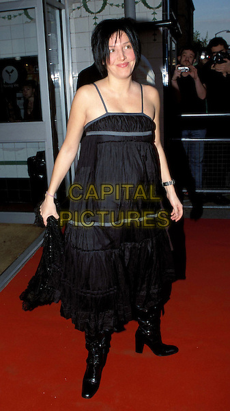 SHARLEEN SPITERI..Vanity Fair Gala Performance at The Young Vic ..Ref: 11595..texas, pregnant, charleston style, full length, full-length..www.capitalpictures.com..sales@capitalpictures.com..©Capital Pictures