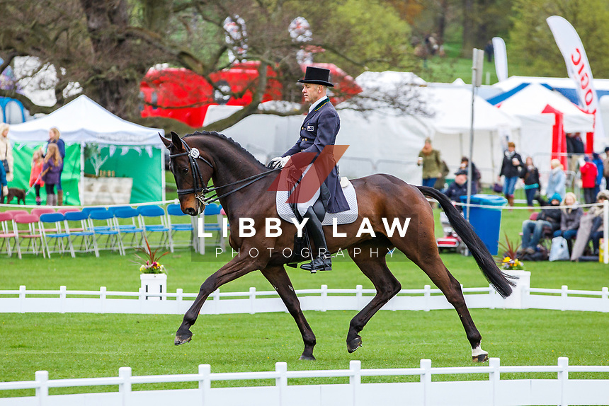 AUS-Andrew Hoy rides Rutherglen. 2013 GBR-Chatsworth International Horse Trials. Saturday 11 May. Copyright Photo: Libby Law Photography