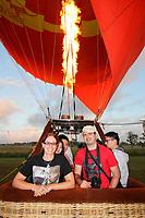 25 January 2018 - Hot Air Balloon Gold Coast and Brisbane