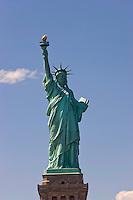 New York, Usa, Giugno 2007. La Statua della Libertà.