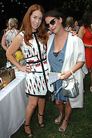 Anna Roth Milner, ?==<br /> LAXART 5th Annual Garden Party Presented by Tory Burch==<br /> Private Residence, Beverly Hills, CA==<br /> August 3, 2014==<br /> ©LAXART==<br /> Photo: DAVID CROTTY/Laxart.com==