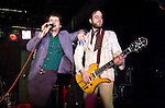 150309 Electric Six play Sin City Swansea