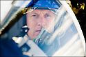 Cap. Eric Gerrer.<br /> Pilote &agrave; la Patrouille de France
