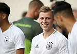 Germany's Max Meyer in action during training at the Stadion Cracovia in Krakow. Picture date 29th June 2017. Picture credit should read: David Klein/Sportimage