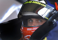 Apr 19, 2007; Avondale, AZ, USA; Nascar Nextel Cup Series driver Casey Mears (25) during qualifying for the Subway Fresh Fit 500 at Phoenix International Raceway. Mandatory Credit: Mark J. Rebilas