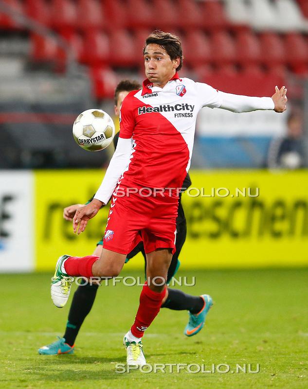 Nederland, Utrecht, 26 oktober 2012.Eredivisie.Seizoen 2012-2013.FC Utrecht-FC Groningen (1-0).Adam Sarota van FC Utrecht
