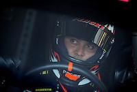 Apr 24, 2009; Talladega, AL, USA; NASCAR Sprint Cup Series driver David Stremme during practice for the Aarons 499 at Talladega Superspeedway. Mandatory Credit: Mark J. Rebilas-