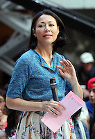 Ann Curry on NBC's Today Show in New York City. June 8, 2012. © RW/MediaPunch Inc. NORTEPHOTO.COM