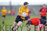 Listowel Emmets vs Tarbert in the North Kerry Senior Football Final held last Sunday in Bob Stack Park, Ballybunion.