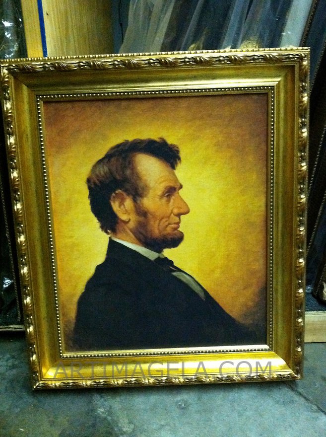Reproduction Of William Willard (1819-1904)<br />