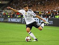 Jonas Hector (Deutschland Germany) - 04.09.2017: Deutschland vs. Norwegen, Mercedes Benz Arena Stuttgart