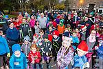 Enjoying the Start of the  Tralee Junior Park Run on Sunday