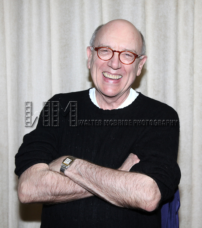 Mart Crowley.attending the Meet & Greet for Transport Group's THE BOYS IN THE BAND at the Chelsea Studios in New York City..January 12, 2009.© Walter McBride /