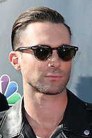 "HOLLYWOOD, LOS ANGELES, CA, USA - APRIL 03: Adam Levine at the NBC's ""The Voice"" Red Carpet Event held at The Sayers Club on April 3, 2014 in Hollywood, Los Angeles, California, United States. (Photo by Xavier Collin/Celebrity Monitor)"