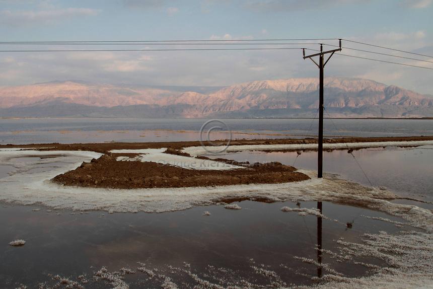 Dead Sea, November 2011.