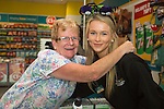 Dealz Fonthill Road . Staff Members .  Trisha Doyle from Palmerstown and Creighton (staff)