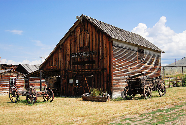 Livery Barn Nevada City