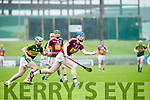 In Action Westmeath's Tommy Doyle   Leinster Senior Hurling Championship Round Robin Group, Round 2,  Kerry V Westmeath    on Saturday at Tralee's Austin Stack Park on Saturday