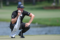 Matthew Wallace (ENG) looks over his putt on 6 during round 4 of the Arnold Palmer Invitational at Bay Hill Golf Club, Bay Hill, Florida. 3/10/2019.<br /> Picture: Golffile | Ken Murray<br /> <br /> <br /> All photo usage must carry mandatory copyright credit (© Golffile | Ken Murray)