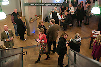 """Returning after the interval.  Special Olympics Surrey put on a show,   """"Beyond the Stars"""", at the Rose Theatre, Kingston upon Thames to raise money for the  SOGB team.  The Special Olympics are for athletes with learning disabilities."""