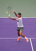 Nadal Backhand Volley