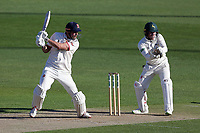 Alastair Cook hits 4 runs for  Essex during Essex CCC vs Nottinghamshire CCC, Specsavers County Championship Division 1 Cricket at The Cloudfm County Ground on 14th May 2019