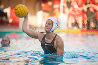 Stanford, CA; Sunday May 10,2015  <br /> Kiley Neushul scores the game winning goal on a penalty shot with 11 seconds left in the game to beat UCLA 7:6 in the NCAA Championships